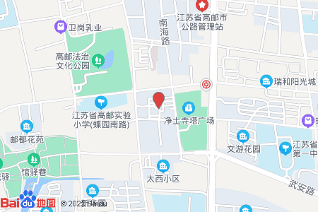 东塔花苑地图信息