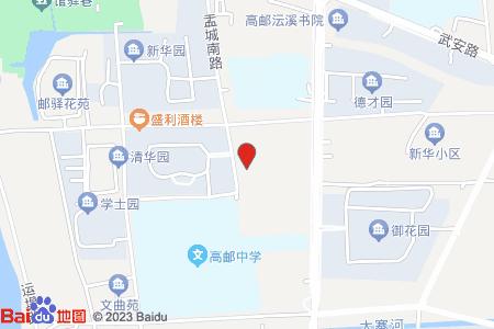 新邮花苑地图信息