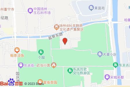 治淮新村地图信息