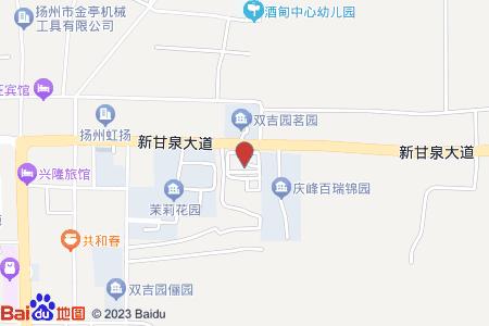 雙吉園地圖信息