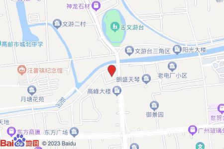 碧琅秀水苑地图信息