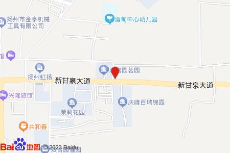 慶峰百瑞錦地圖信息