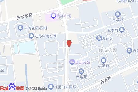 步家小区地图信息
