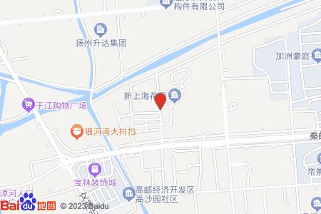 新上海花園地圖信息