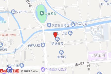 朗盛天琴地图信息