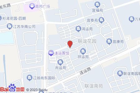 连运中心花园地图信息