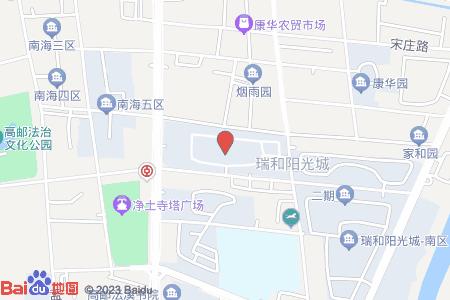 瑞和陽光城地圖信息
