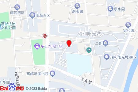 文游花园地图信息