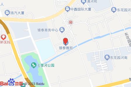 银泰雅苑地图信息