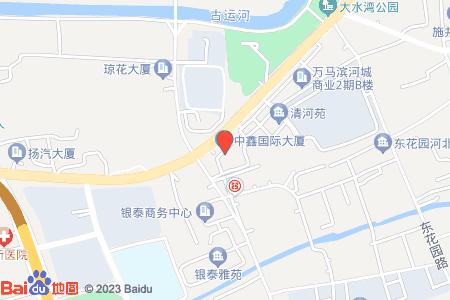 中鑫艾德公寓地圖信息
