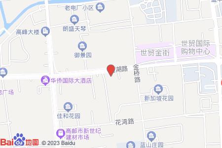 文鑫升达花园地图信息