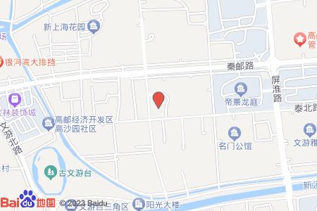中凯景湖豪庭地图信息