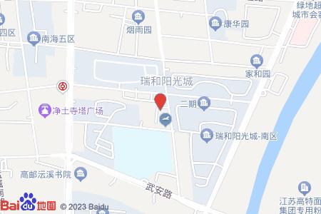 康樂園地圖信息