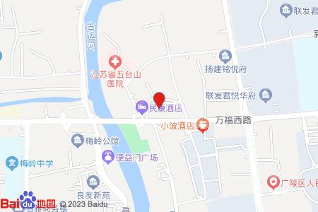 香泉岭花苑地图信息