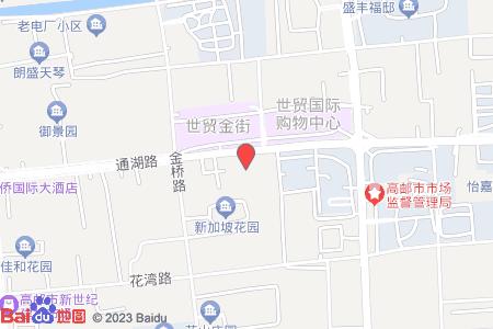 颐丰花园地图信息