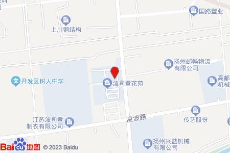 波司登花苑地图信息