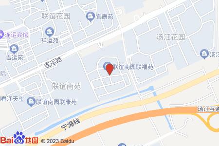 联谊南园联福苑地图信息
