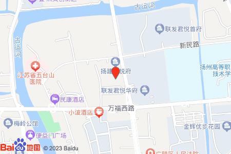 漕河新村地图信息