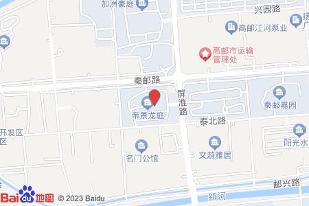 帝景龙庭地图信息
