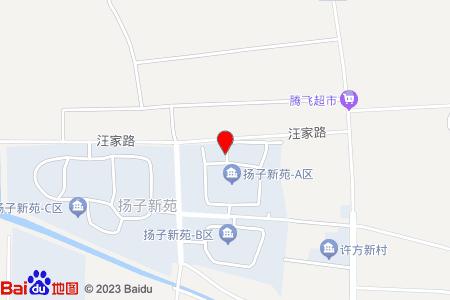 扬子新苑地图信息