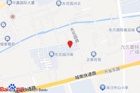 东花园地图信息