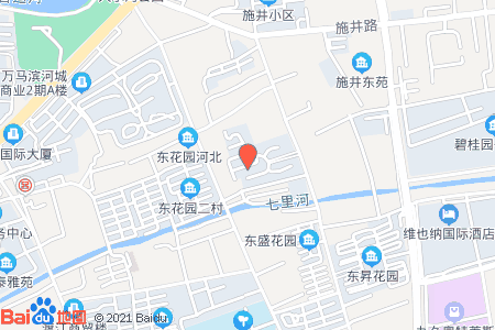 东方丽景地图信息