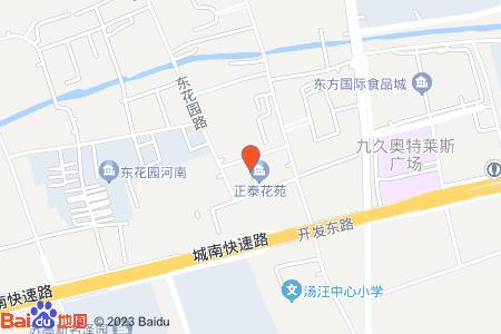 正泰花苑地图信息