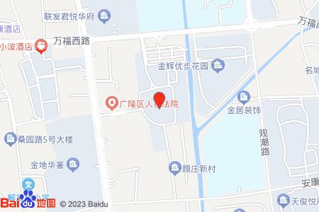 众恒紫园地图信息