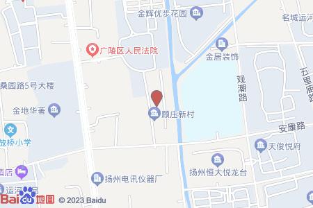 顧莊新村地圖信息