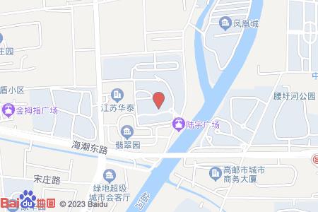 陆宇中央郡地图信息