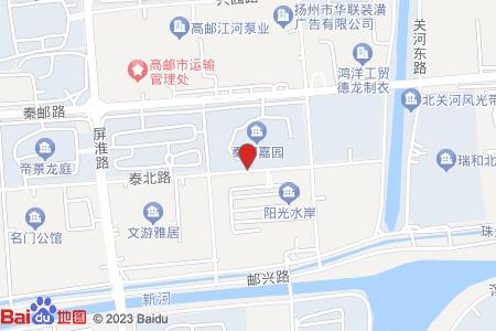 秦邮嘉园地图信息