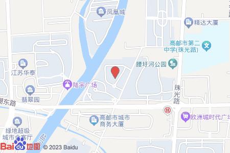邮都龙腾花苑地图信息