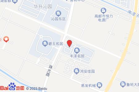 豐澤名居地圖信息