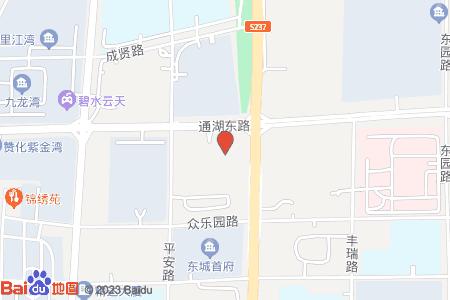 開元世家地圖信息