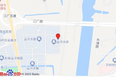 运河水府地图信息