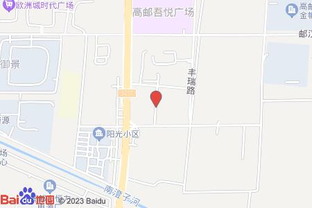 舜景藍灣地圖信息