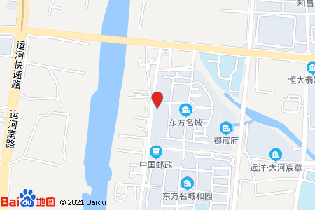 东方名城地图信息
