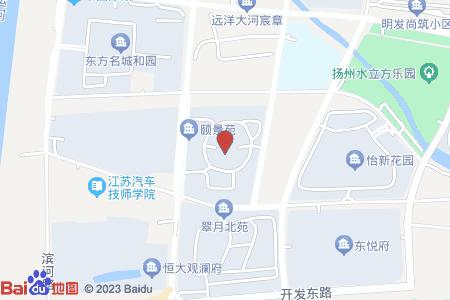 颐景苑皇都漫城地图信息