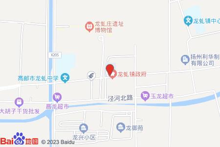 新康家园地图信息