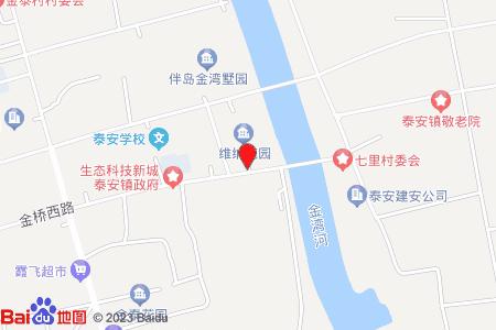 维纳花园地图信息