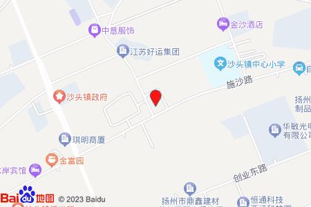 沙洲府地圖信息