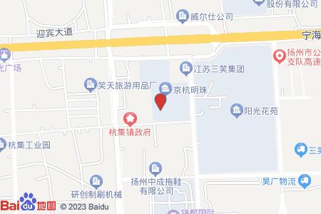 京杭明珠地图信息