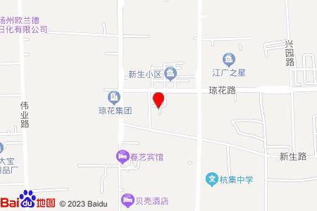 五爱公寓地图信息