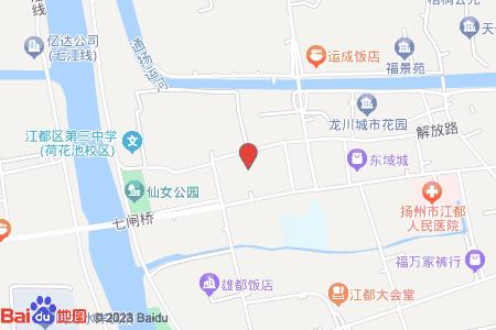 新街小区地图信息