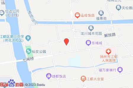 禹王宫社区地图信息