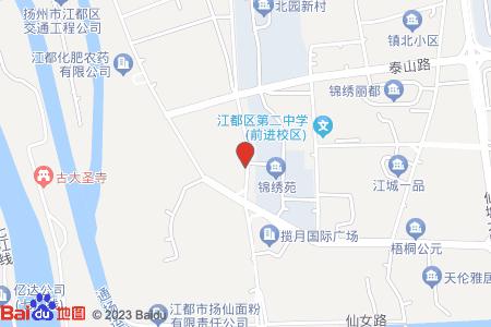 锦绣苑地图信息