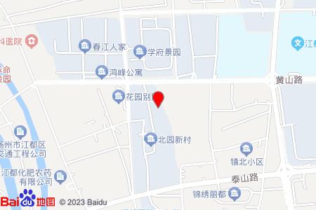 北苑地图信息