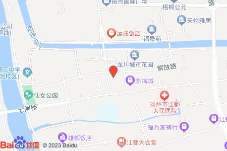 立強都市公寓地圖信息
