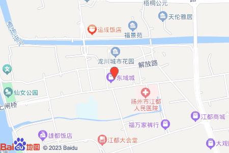 东方公寓地图信息