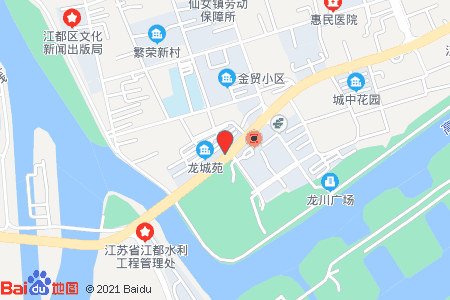 龙城苑地图信息